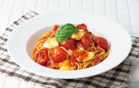 莫札瑞拉起司番茄義大利麵